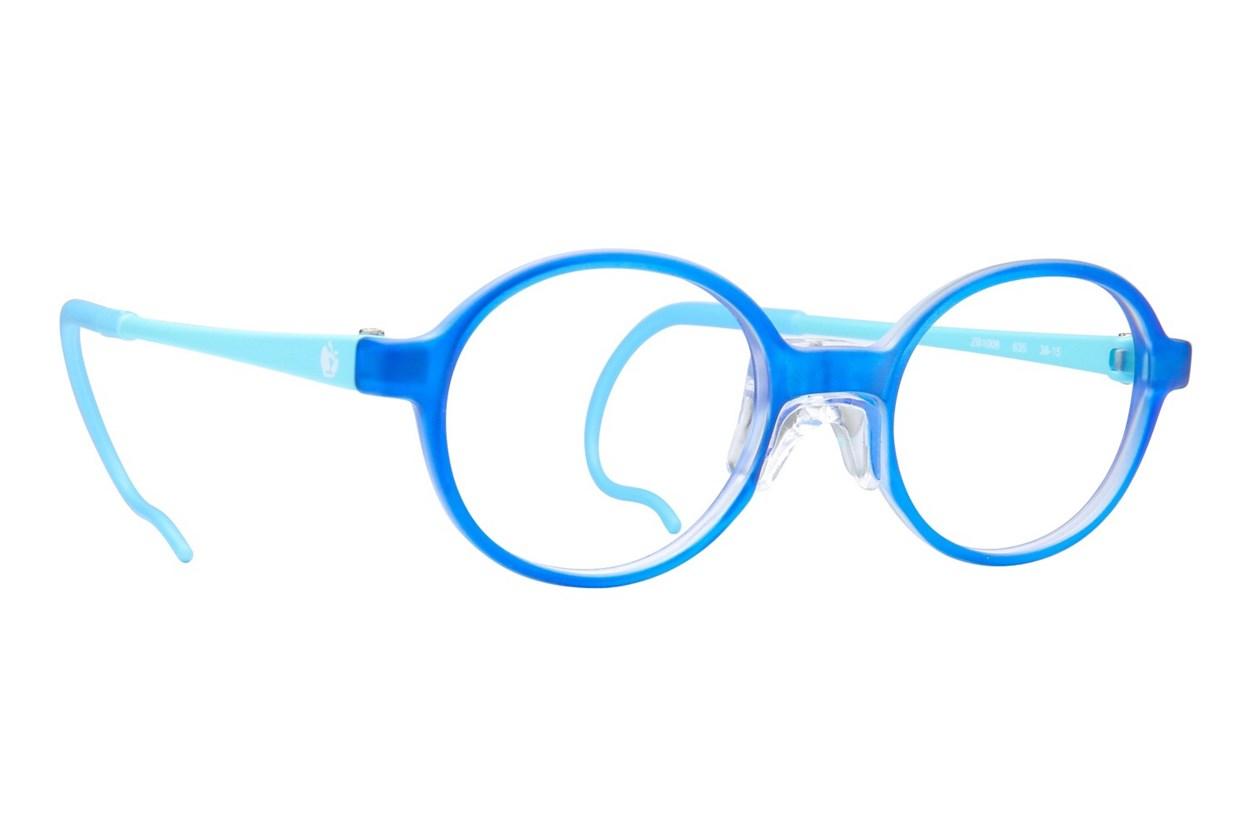 Zoobug ZB1008 Blue Eyeglasses