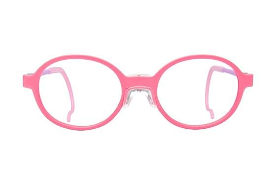 Zoobug ZB1009 Orange Eyeglasses