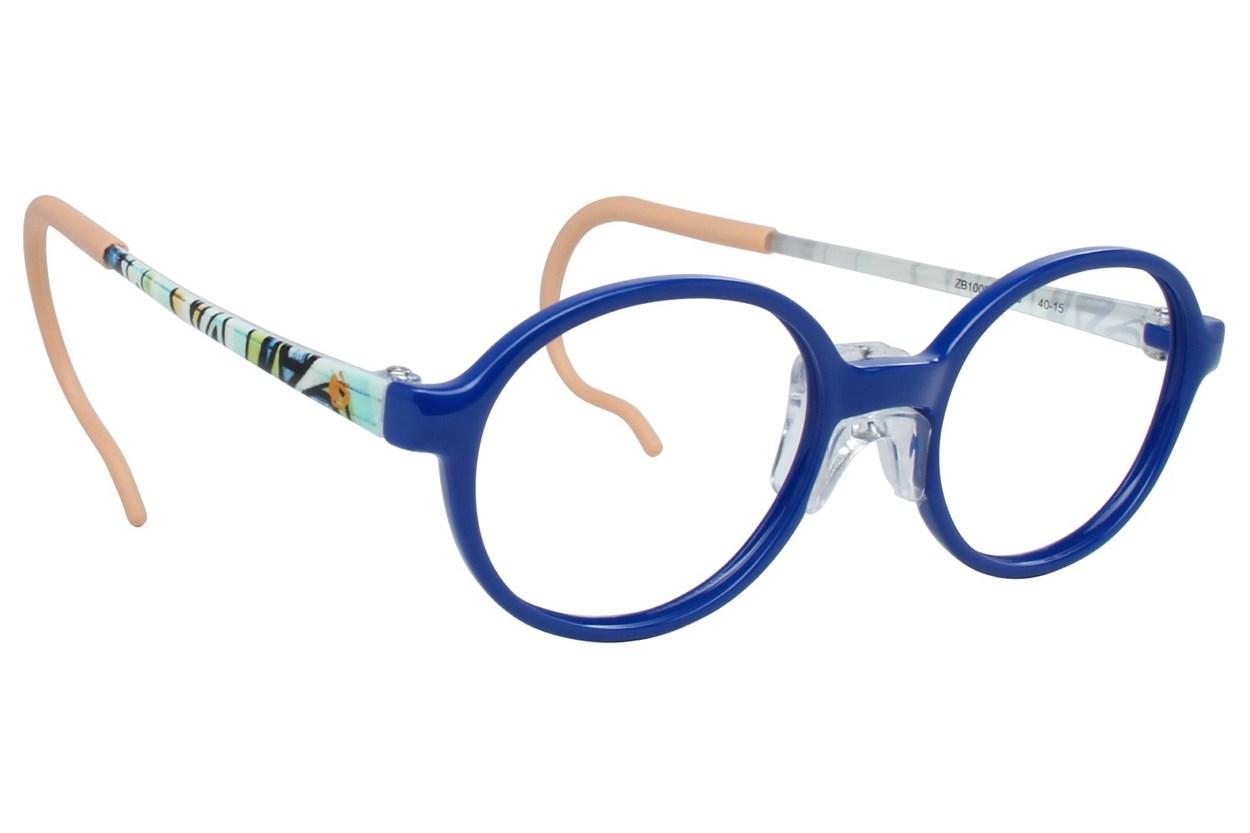 Zoobug ZB1009 Blue Eyeglasses