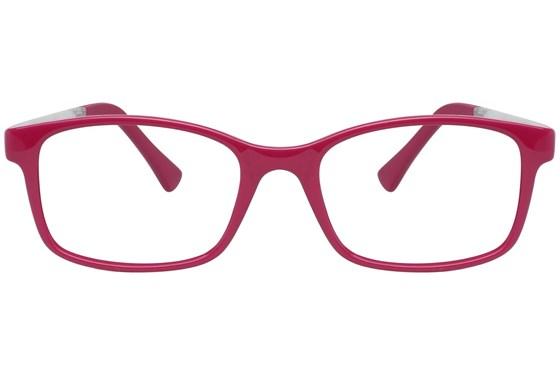 Zoobug ZB1011 Red Eyeglasses
