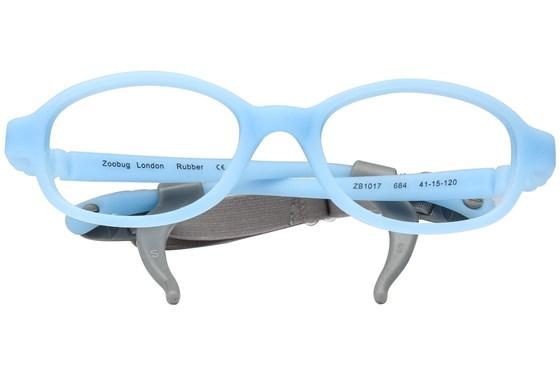 Zoobug ZB1017 Blue Eyeglasses
