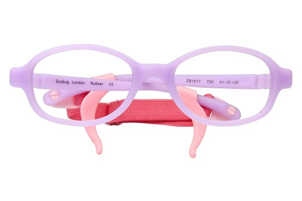Zoobug ZB1017 Eyeglasses - Purple