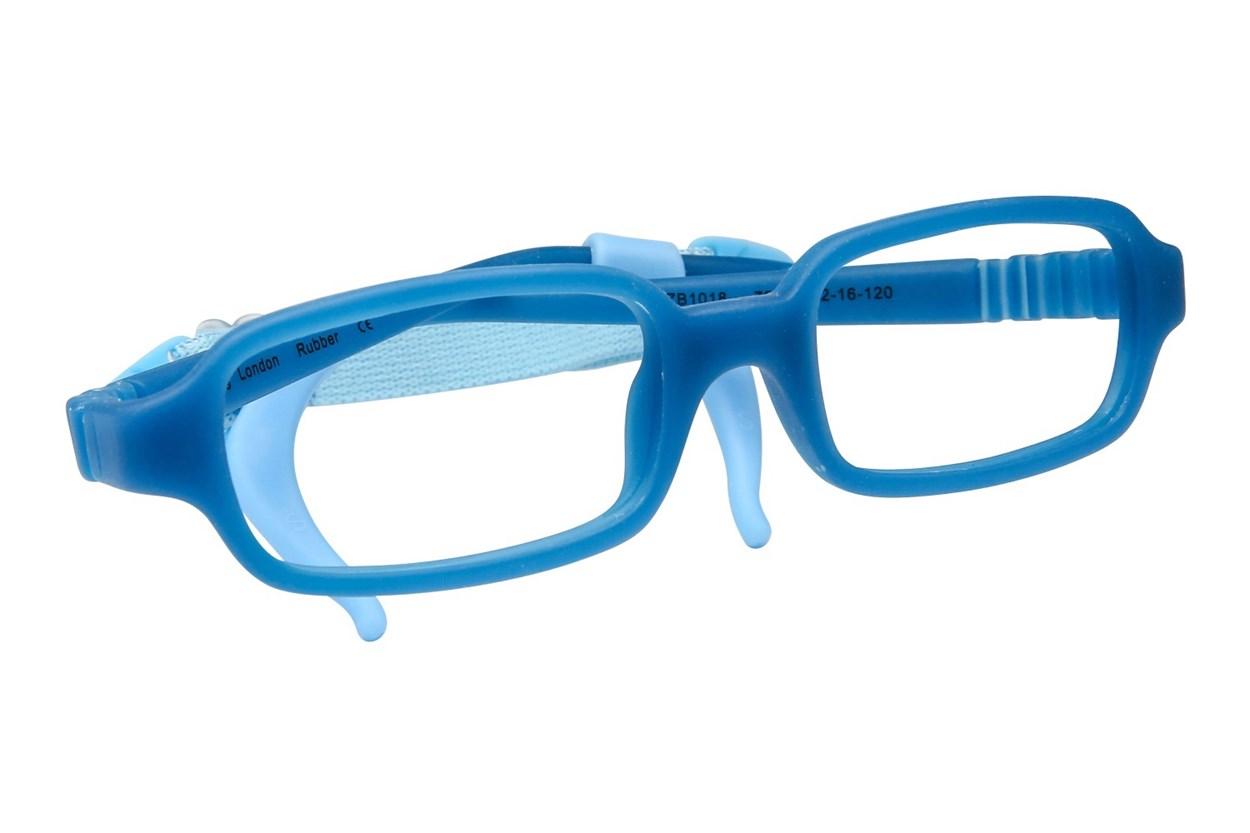 Zoobug ZB1018 Blue Eyeglasses