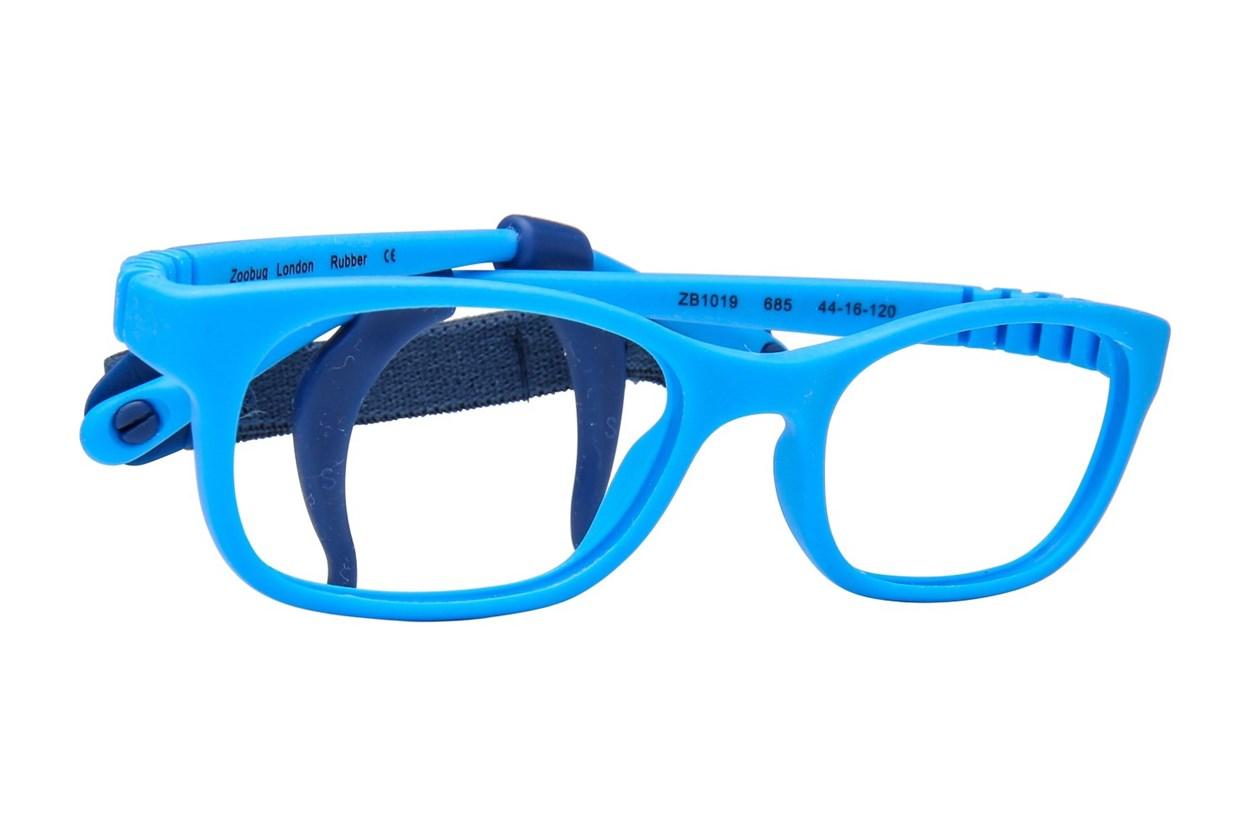 Zoobug ZB1019 Blue Eyeglasses