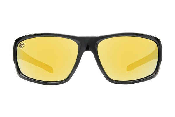 NFL Green Bay Packers Catch Style Sunglasses - Black