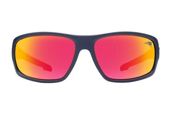 NFL New England Patriots Catch Style Blue Sunglasses
