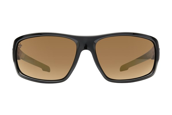 NFL New Orleans Saints Catch Style Sunglasses - Black