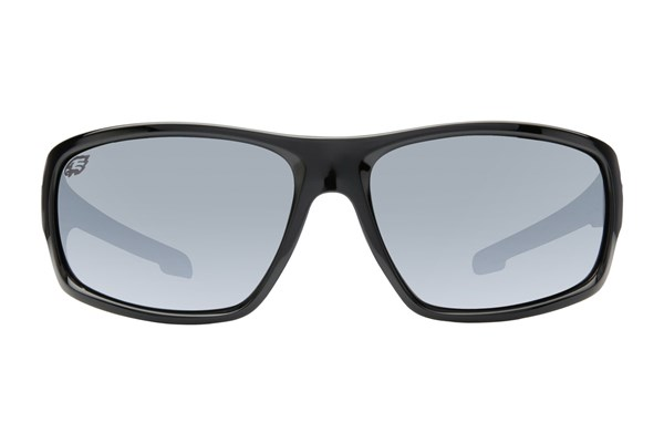NFL Philadelphia Eagles Catch Style Sunglasses - Black
