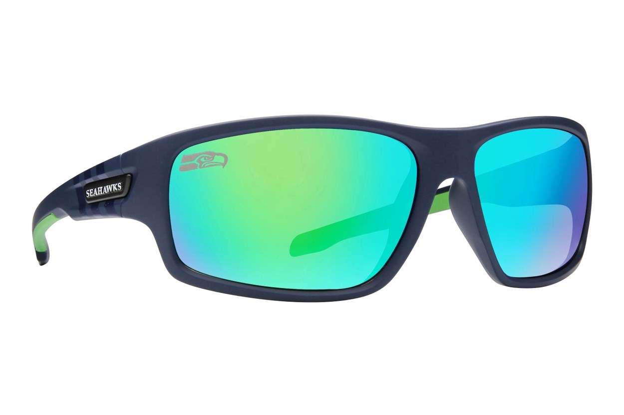 NFL Seattle Seahawks Catch Style Sunglasses - Blue