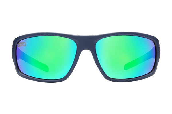 NFL Seattle Seahawks Catch Style Blue Sunglasses