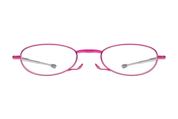 Foster Grant Gideon Glimmer Microvision Reading Glasses ReadingGlasses - Purple