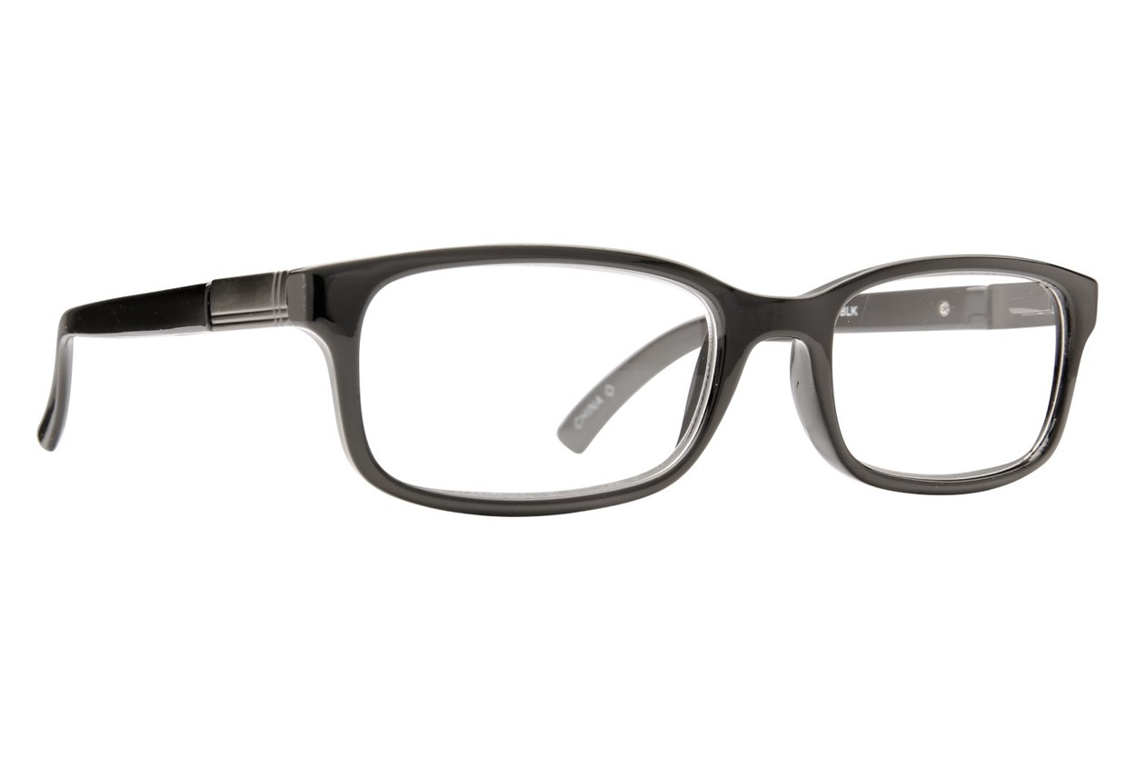 Foster Grant Boston Reading Glasses Black