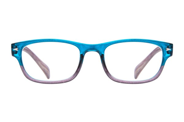 Peepers Aficionado Blue ReadingGlasses