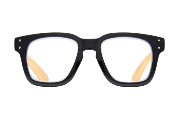 Peepers Coffee Shop Black ReadingGlasses