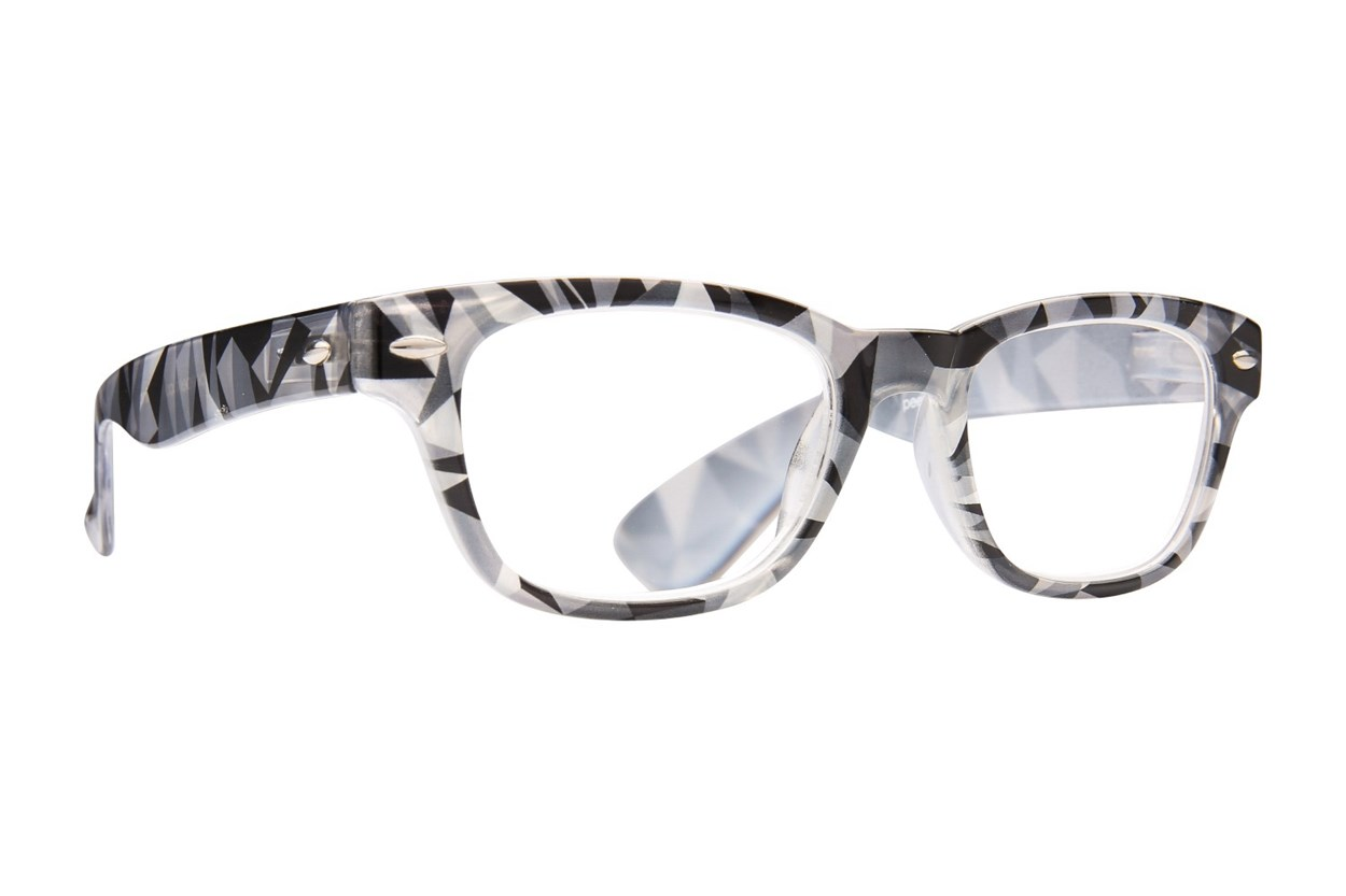 Peepers Pastiche Black ReadingGlasses
