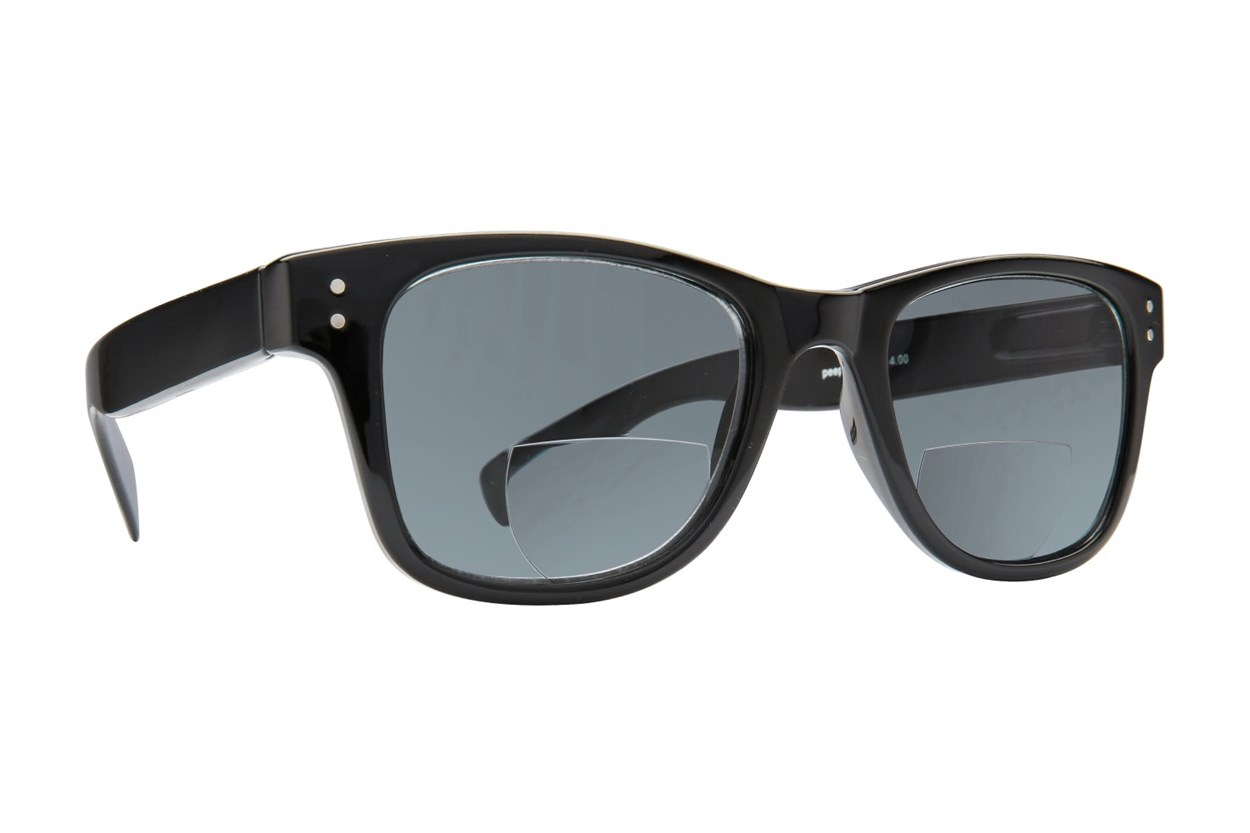 Peepers Cabana Bifocal Reading Sunglasses Black