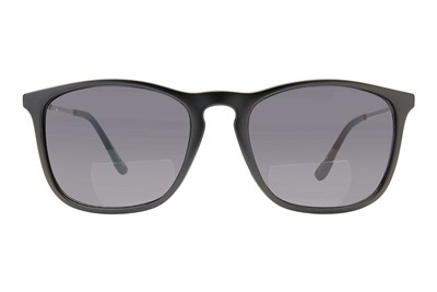 Peepers Top Shelf Bifocal Reading Sunglasses Black