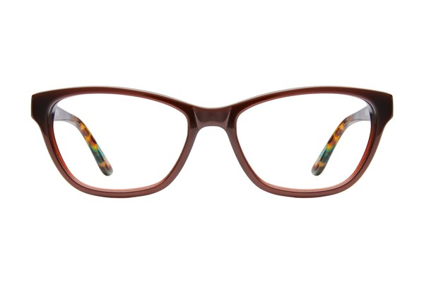 Cosmopolitan Cosmo 913 Eyeglasses - Brown
