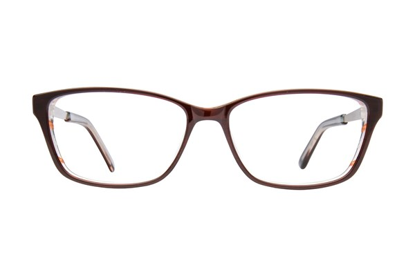 Jill Stuart JS 320 Eyeglasses - Brown