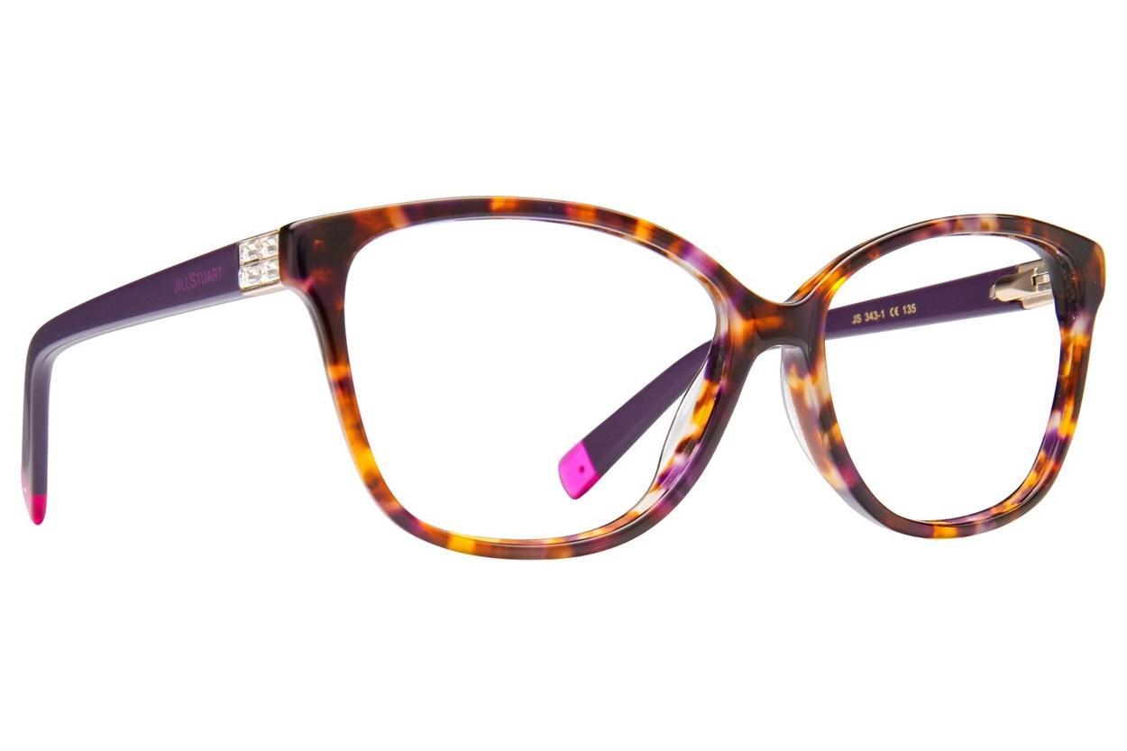 Jill Stuart JS 343 Tortoise Eyeglasses