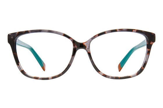 Jill Stuart JS 343 Gray Eyeglasses