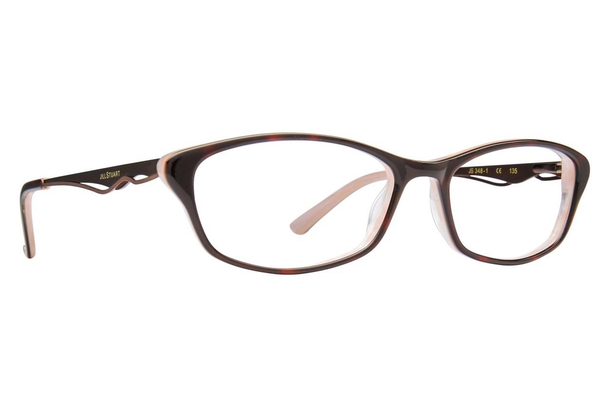Jill Stuart JS 348 Tortoise Eyeglasses