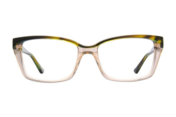 Jill Stuart JS 349 Brown Eyeglasses