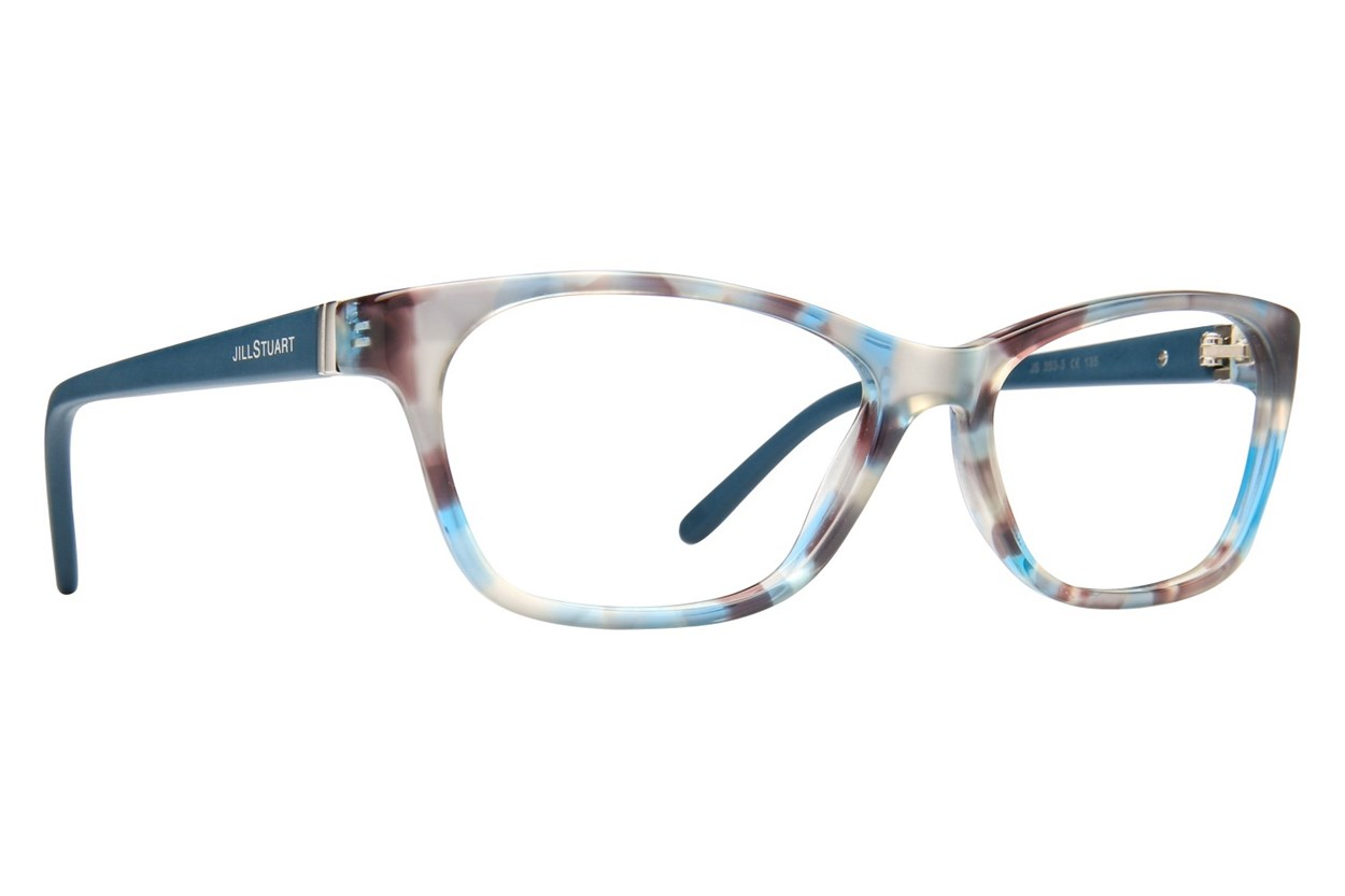 Jill Stuart JS 353 Blue Eyeglasses