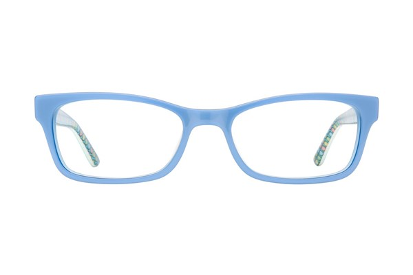 Hello Kitty HK262 Eyeglasses - Blue