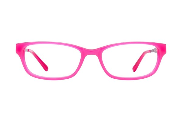 Hello Kitty HK266 Pink Eyeglasses