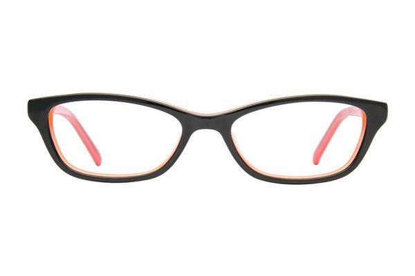 Hello Kitty HK274 Eyeglasses - Black