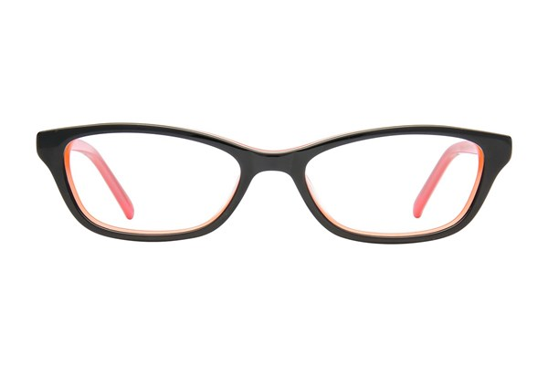 Hello Kitty HK274 Black Eyeglasses