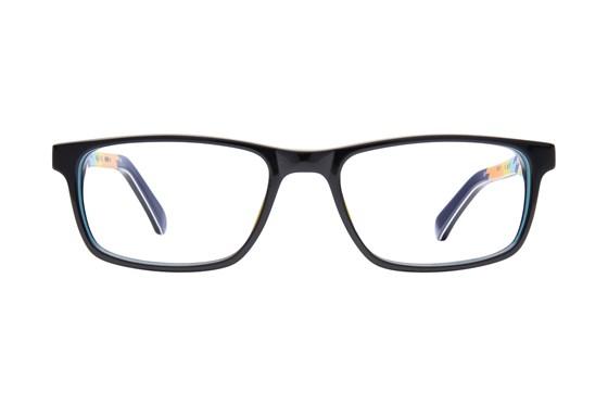 Tony Hawk Kids THK 1 Black Eyeglasses