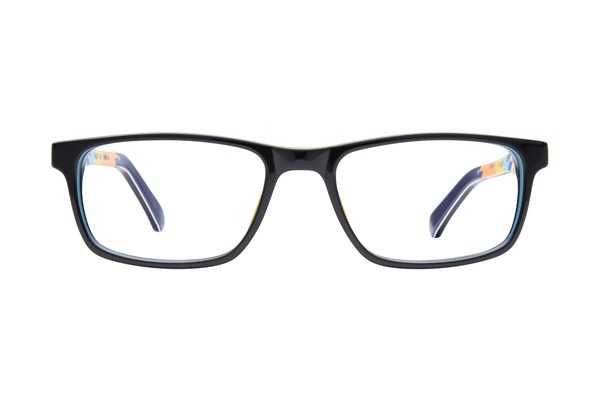 Tony Hawk Kids THK 1 Black Eyeglasses