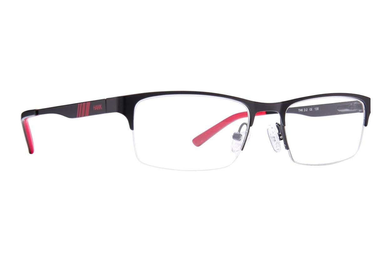 Tony Hawk Kids THK 2 Eyeglasses - Black