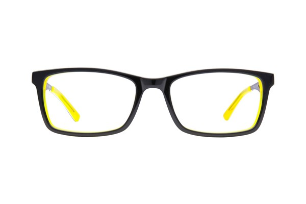 Tony Hawk Kids THK 3 Black Eyeglasses