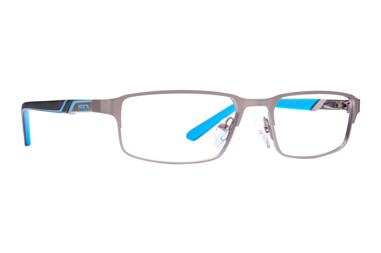 Tony Hawk Kids THK 6 Gray Eyeglasses