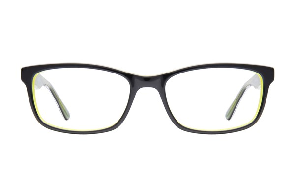Tony Hawk Kids THK 7 Eyeglasses - Black