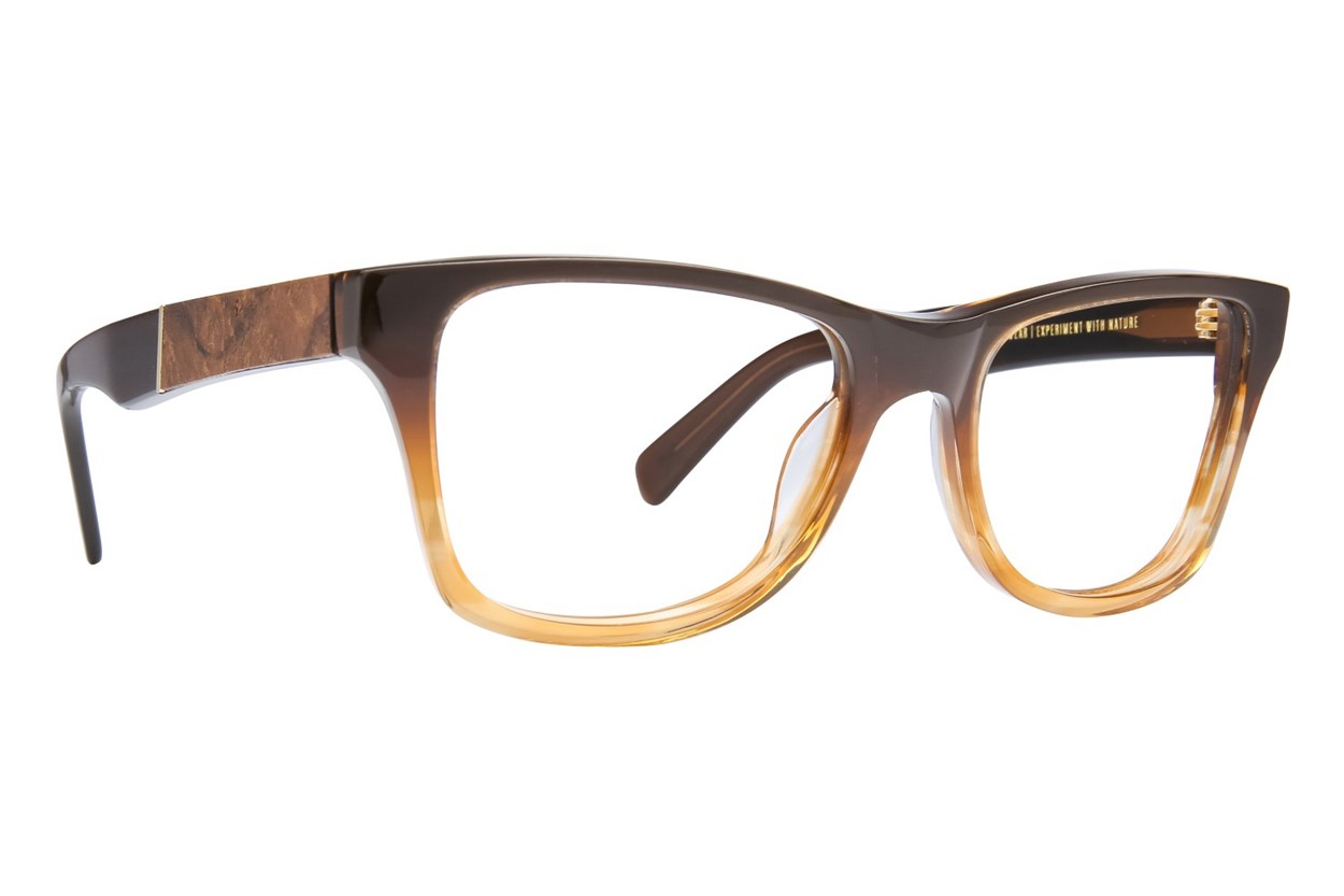 Shwood Canby Eyeglasses - Brown