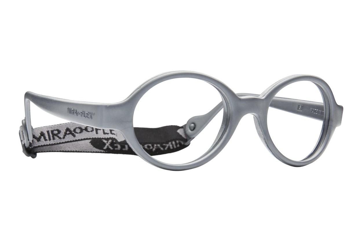 Miraflex Baby Lux (2-5 Yrs) Gray Eyeglasses