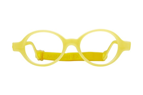 Miraflex Baby Lux (2-5 Yrs) Yellow Eyeglasses