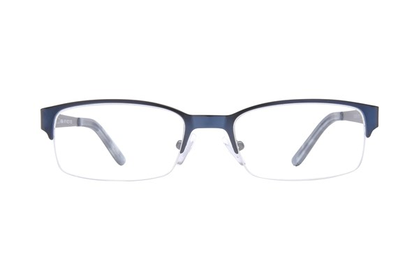 Bloom Optics Petite Anna Blue Eyeglasses