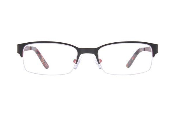 Bloom Optics Petite Anna Black Eyeglasses