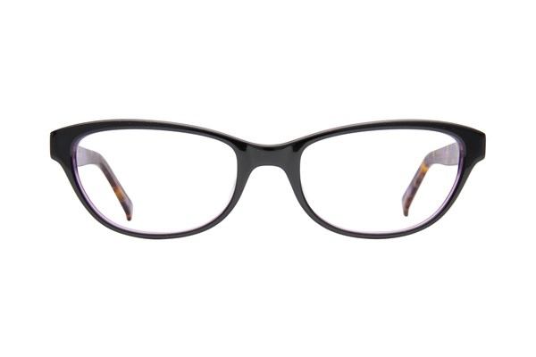 Bloom Optics Petite Charlotte Eyeglasses - Black