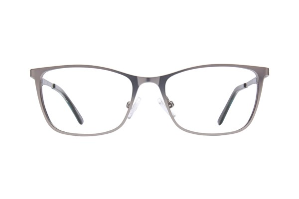 Bloom Optics Petite Ellen Gray Eyeglasses
