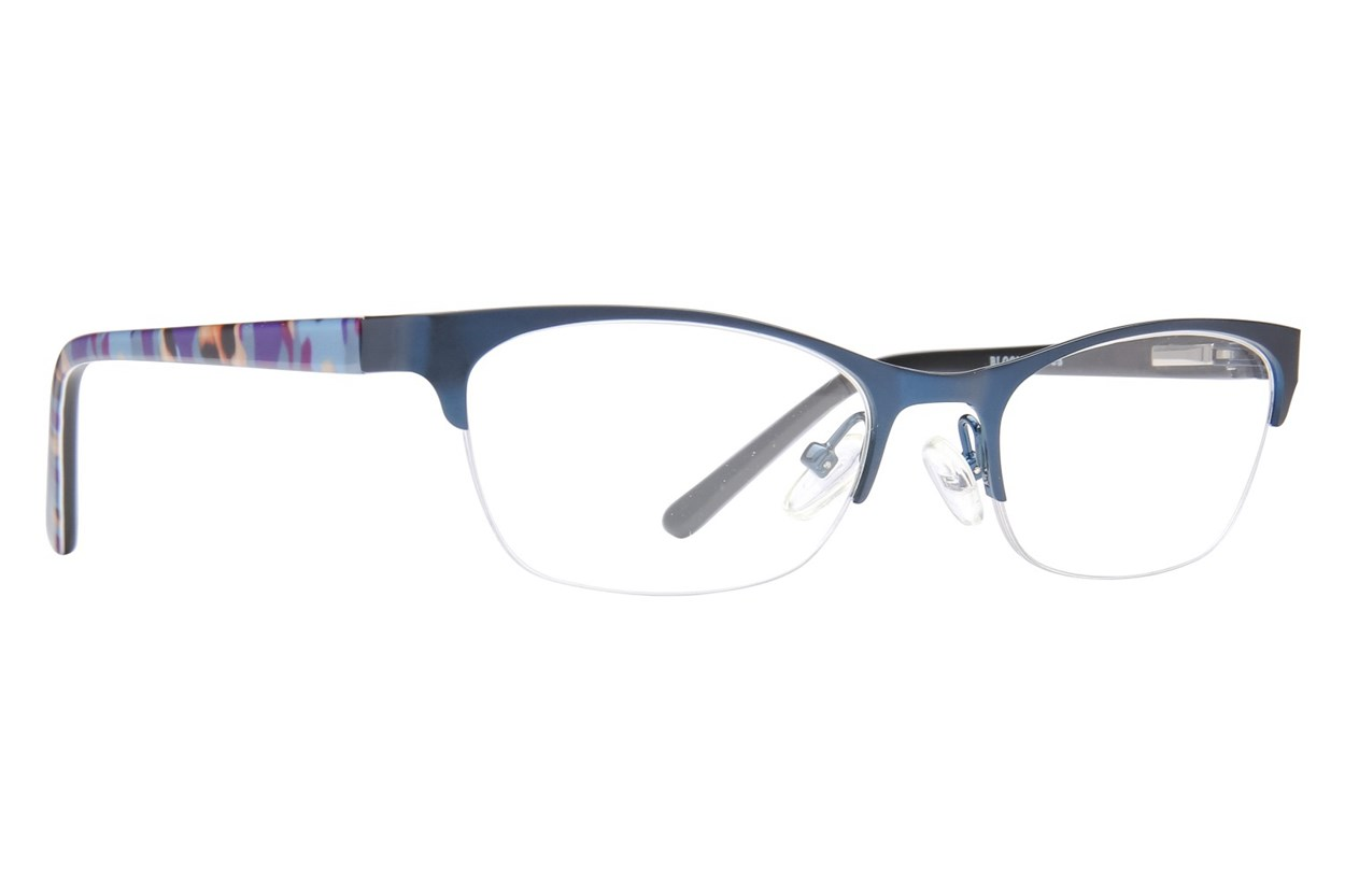 Bloom Optics Petite Faith Blue Eyeglasses