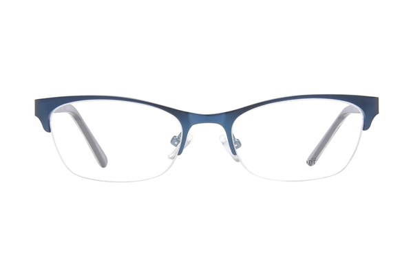 Bloom Optics Petite Faith Eyeglasses - Blue