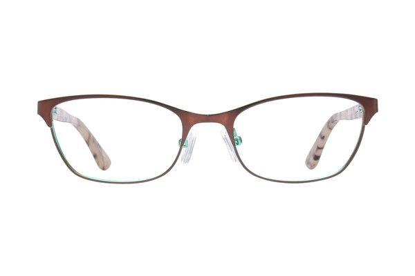 Bloom Optics Petite Jada Eyeglasses - Brown