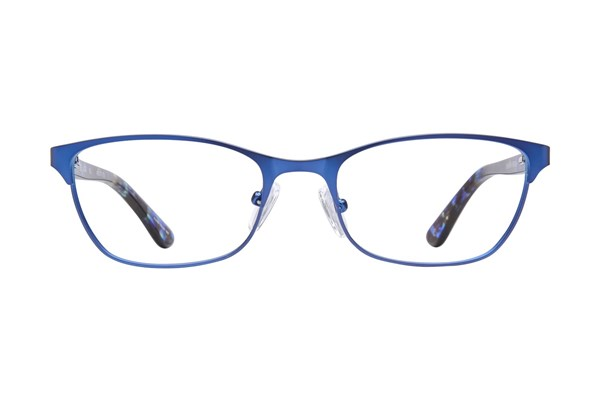 Bloom Optics Petite Jada Blue Eyeglasses