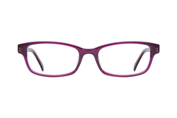 Bloom Optics Petite Paula Purple Eyeglasses